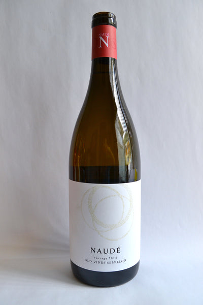 Naude Wines - Semillon 2014