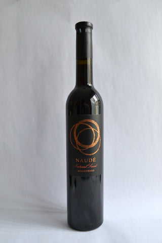 Naude Wines - 'Natural Sweet' Mouvedre 2014 (500ml)