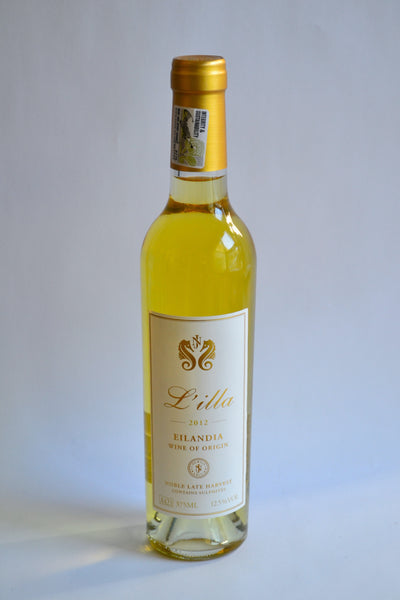 Newton Johnson - 'L'llla' Late Harvest Chenin Blanc 2012 375ml