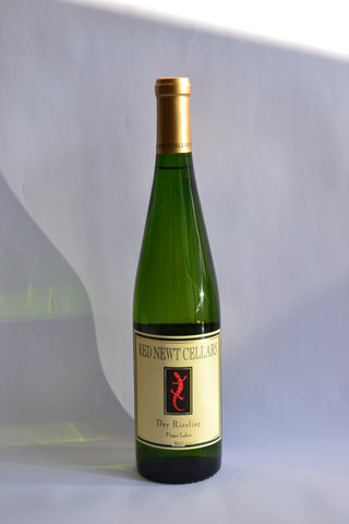 Red Newt Cellars Dry Riesling 2015