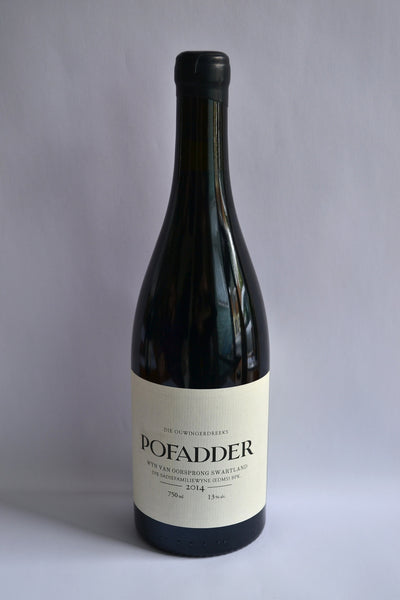 The Sadie Family - 'Pofadder' Cinsault Vertical Pack