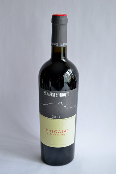 Serafini & Vidotto - 'Phigaia - After the Red' 2013