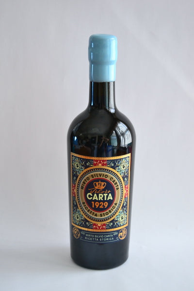 Silvio Carta - Mirto 'Historical Recipe' 700ml