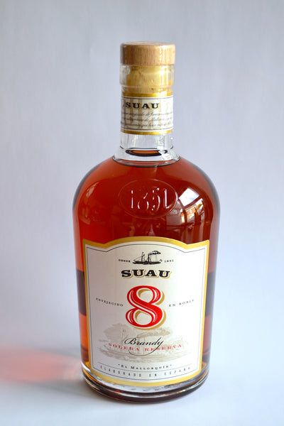 Suau Distillery - 8 Year Old Brandy
