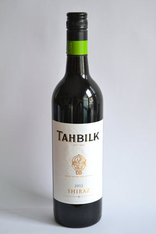 Tahbilk - Shiraz 2012