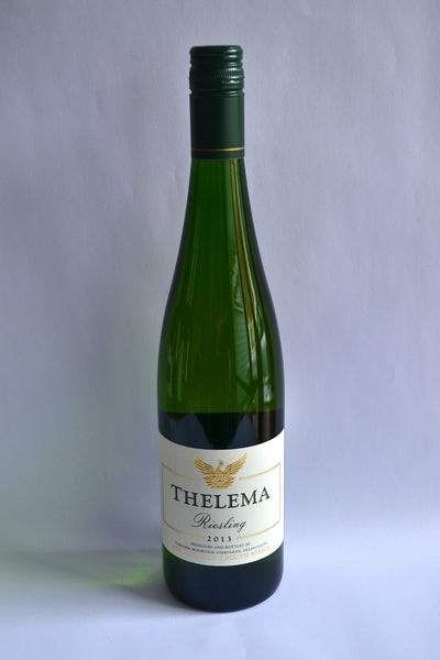 Thelema Mountain Vineyards - Riesling 2013