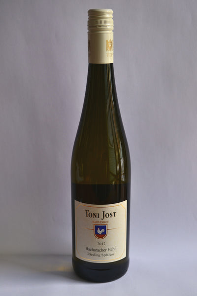 Toni Jost - 'Bacharacher Hahn' Riesling Spatlese
