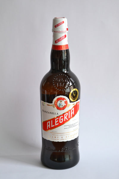 Williams & Humbert - 'Alegria' Manzanilla 750ml