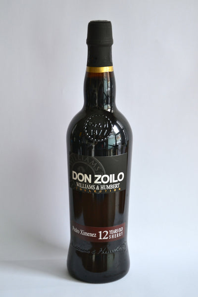 Williams & Humbert - 'Don Zolio' 12 Year Old Pedro Ximenez 750ml