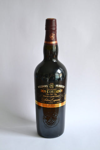 Williams & Humbert - 'Dos Cortados' 20 Year Old Palo Cortado 750ml