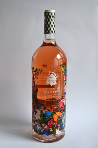Wolffer Estate 'Summer in a Bottle' Rose 2017 Magnum