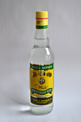 Wray & Nephew - 'Over-Proof' White Rum
