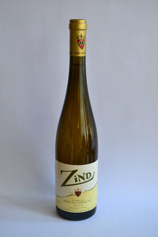 Domaine Zind-Humbrecht - 'The Zind' White 2014