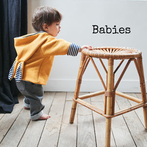Sewing patterns for babies