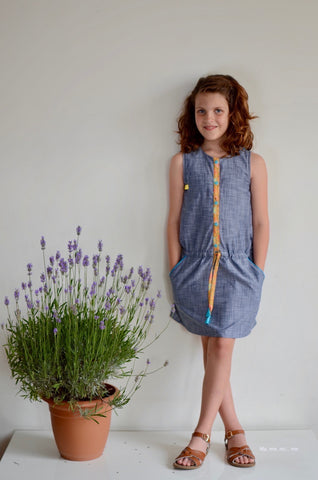 Marieke sewing pattern by Ma Me Mi Mo
