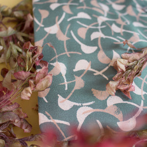 Viscose Fabric  ©Atelier Brunette - Windy Cedar