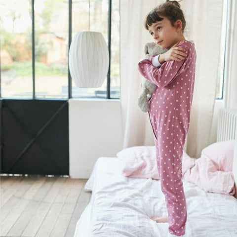 GABY Jumpsuit -PJ  - Unisex 3/12 - PDF Sewing Pattern