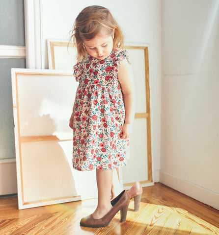 MADRID jumpsuit / playsuit -  Baby 6M/4Y - PDF Sewing Pattern