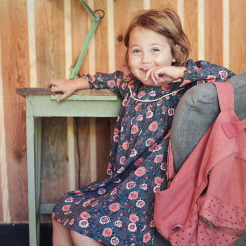 Oslo DUO blouse & dress - Baby Girl 6M/4Y-PDF Sewing Pattern