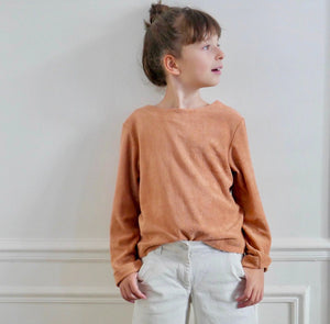 Duo MASHA cardigan/sweater - Kids/mum - Paper Sewing Patterns