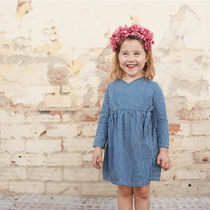 VIOLETTE dress - Girl 3/12Y - PDF Sewing Pattern