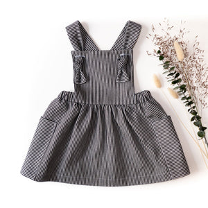 MILANO dress - Baby Girl 6M/4Y - PDF Sewing Pattern