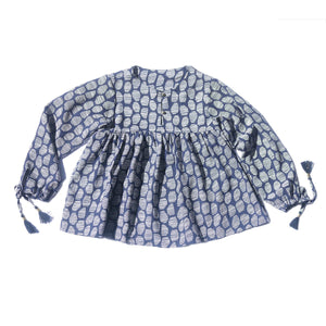 CAMELIA Blouse & Dress - Girl 3/12 - PDF Sewing Pattern