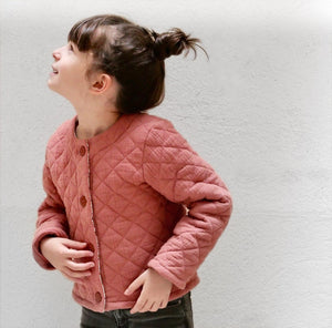 Duo VIC Cardigan - Kids/mum - Paper Sewing Patterns