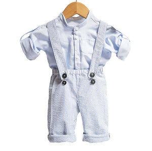 PARIS Shirt - Baby 6M/4Y - PDF Sewing Pattern