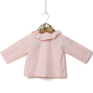 ELECTRE frilled collar Blouse - Baby 1M-4Y- PDF Sewing Pattern