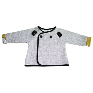 GRAND'OURSE cardigan -  Kids 3/12Y - PDF Sewing Pattern