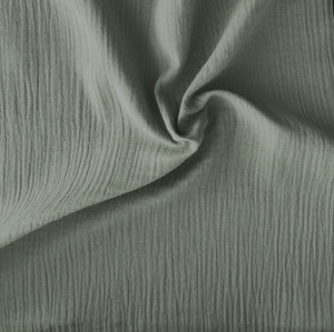 Double Gauze Fabric - Bronze