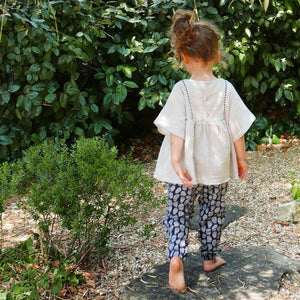 DAKAR pants or shortpants- Girl 3/12 - PDF Sewing Pattern