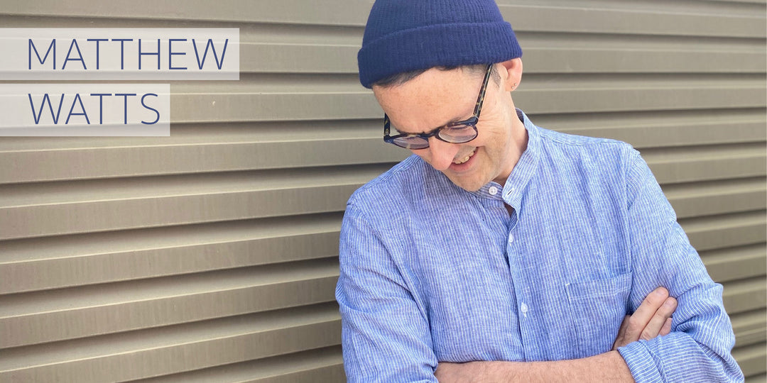 MEET THE ARTIST: MATTHEW WATTS