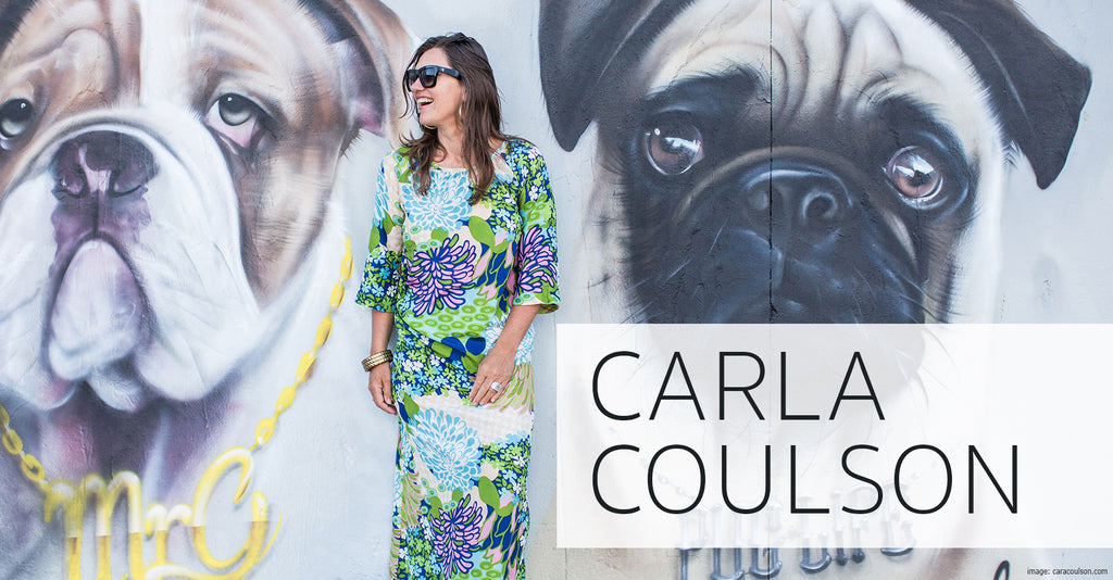 Meet the Artist: Carla Coulson
