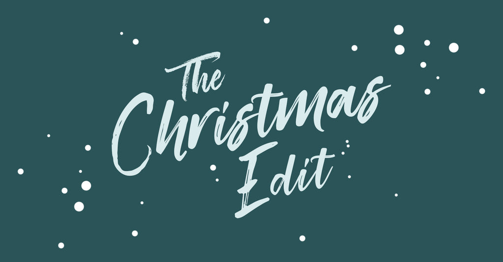 THE CHRISTMAS EDIT