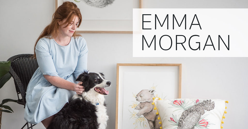 Meet the Artist: EMMA MORGAN