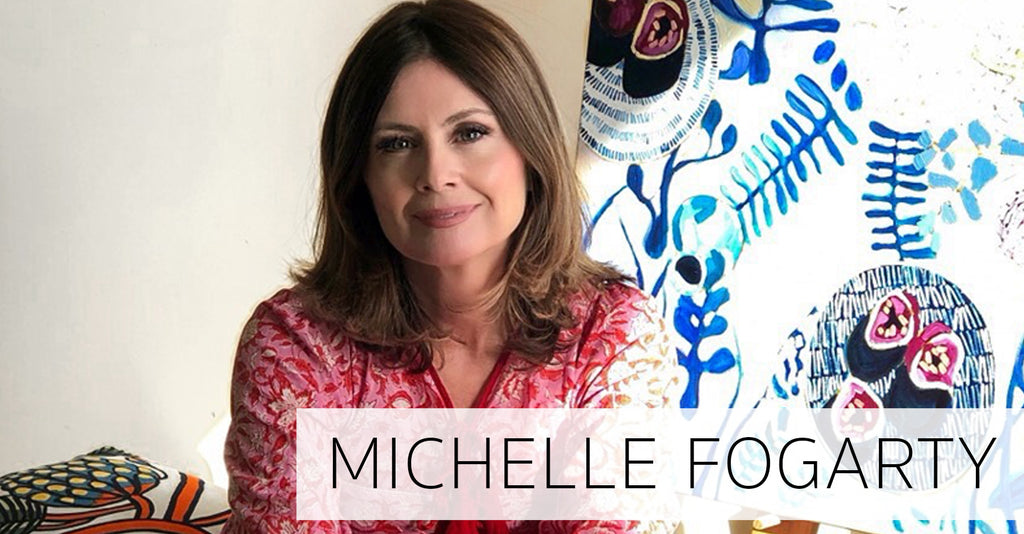 MEET THE ARTIST: MICHELLE FOGARTY