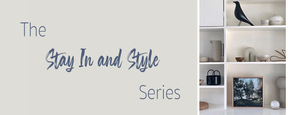 Stay in and Style: The Styling in Isolation Series