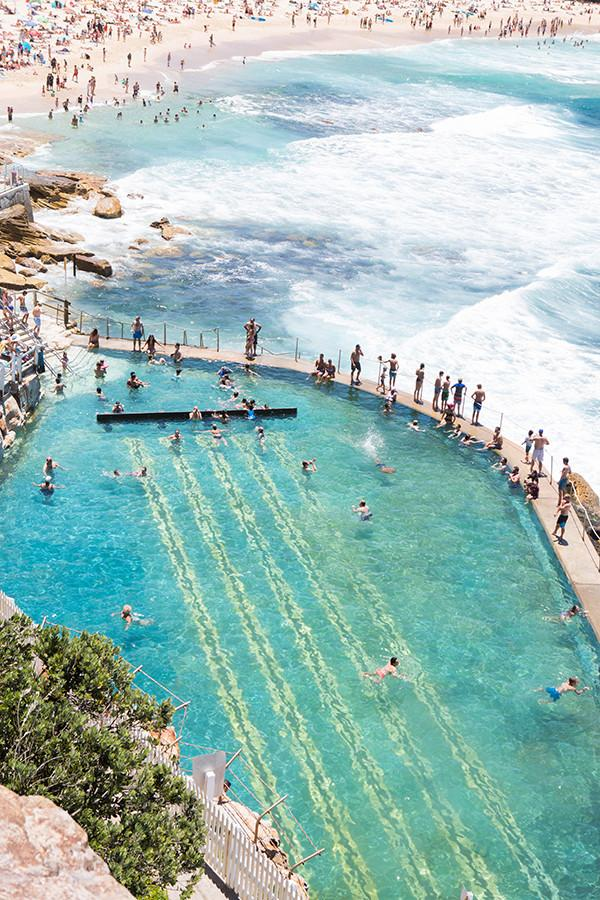 BRONTE POOL - CARLA COULSON