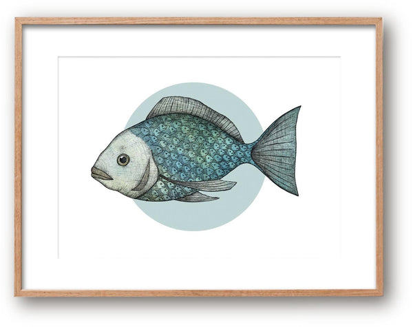 Fish Scales - THE NONSENSE MAKER