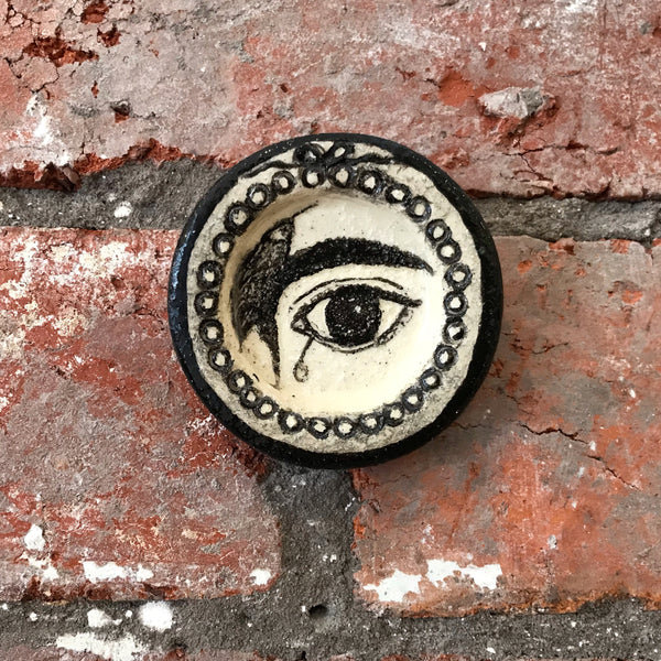 Frida Hummingbird eye shrine - NADIA ROBERTSON