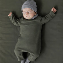 Load image into Gallery viewer, Baby Suit with Snaps - BTS CONCEPT STORE