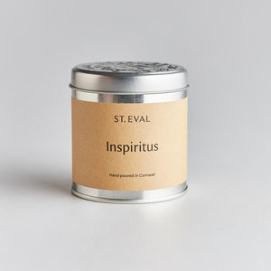St Eval Inspiritus Scented Candle Tin - BTS CONCEPT STORE