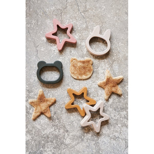Andy Cookie Cutter 6/pack