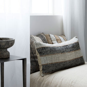 Linn Cushion Cover Grey