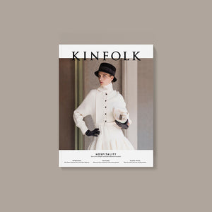 Kinfolk Issue 30 Hospitality - BTS CONCEPT STORE