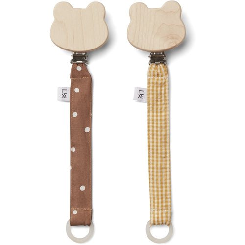 Pacifier Clips - set of 2 - BTS CONCEPT STORE