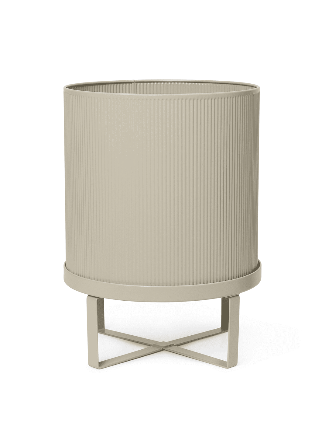 Large Ferm Bau Plant Pot in Cashmere