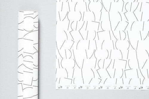Ola Studio Sol Patterned Paper (2 x sheets) - BTS CONCEPT STORE
